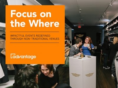 Focus on the Where: Impactful Events Redefined Through Non-Traditional Venues