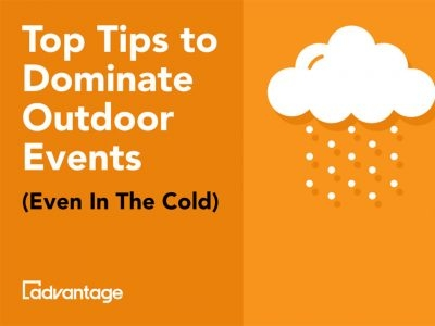 Top Tips to Dominate Outdoor Events (Even in the Cold)