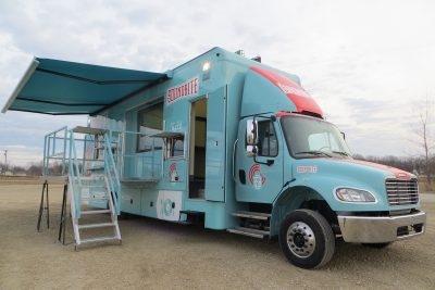 Friends of Public Radio (FPR) Launches Multipurpose Food Truck