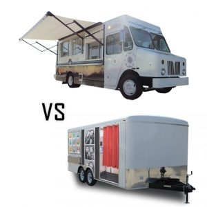 Difference in Marketing Trucks and Trailers