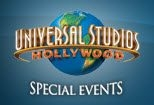 Universal Studios Hollywood Special Events
