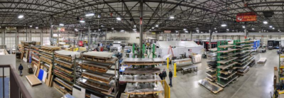Craftsmen Industries Production Facility