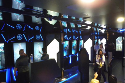 Air Force Performance Lab: USAF Recruiting Service Launches Mobile Tour