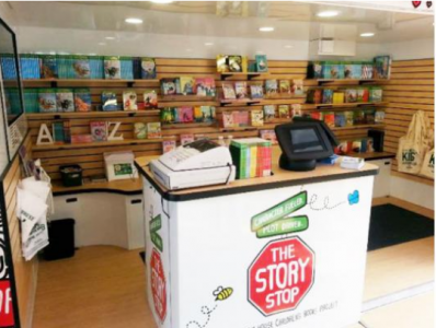Design & Fabricate a Fully Functional Mobile Book Store