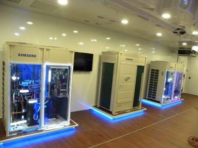 Samsung HVAC Roadshow Offers Unique Experience