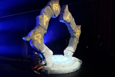 Video game portal