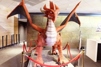 Video game dragon