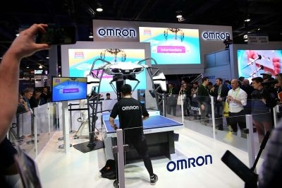 Omron ranks on EXHIBITOR Magazine's Best of CES list