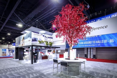 "How a Strong Discovery Process Delivered ""Thrilling"" Booth Design"