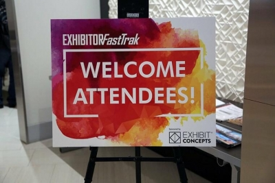 Exhibit Concepts, Official Sponsor of EXHIBITORFastTrak Atlanta, Hosts All-Access Pass Giveaway