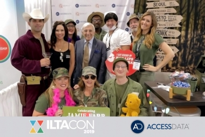 Holy Toledo! How AccessData's 10x10 Booth won in a Big Way at ILTACON 2019
