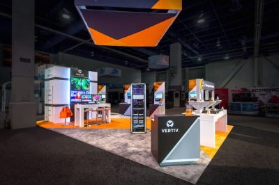 The Vertiv Trade Show Progam: an End-to-End Solution