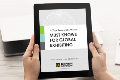 A Trip Around The World: Must Knows For Global Exhibiting