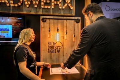 An Illuminating Rental Exhibit Solution