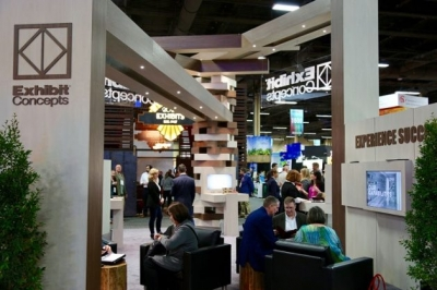 Bright Lights, Big City: 5 Impressions from My First ExhibitorLIVE