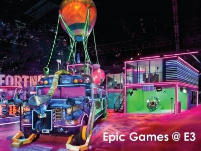 Epic Games @ E3