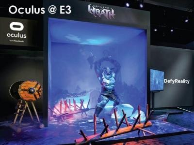 Oculus @ E3