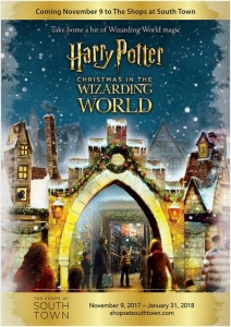 Christmas In The Wizarding World A Harry Potter™ Themed Retail Experience