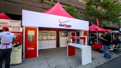 Verizon Promotional Tour