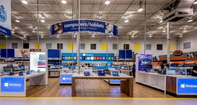 Windows store-in-store at Best Buy nationwide