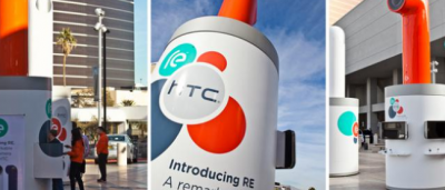 HTC Re at CES