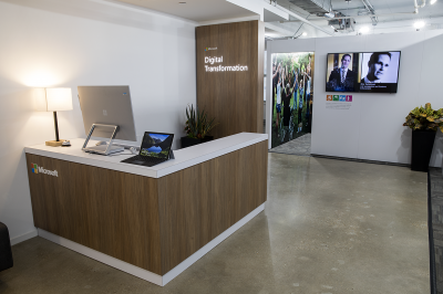 Microsoft Digital Transformation Showcase - Washington D.C.