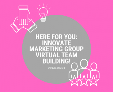 Here For You: Virtual Team Building