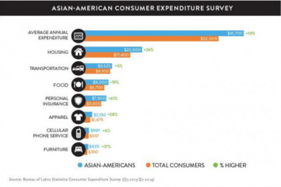 Asian American Consumer Expenditures
