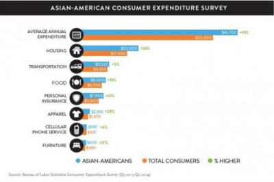 Asian American Consumer Expenditures