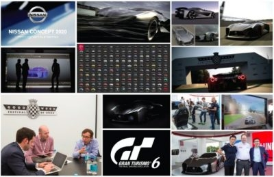"Nissan ""Goodwood"" Festival of Speed"""