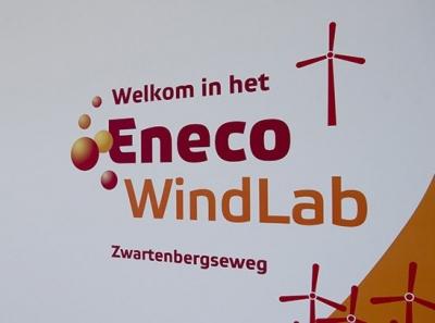 kubik Eneco Windlab Visitor's Center