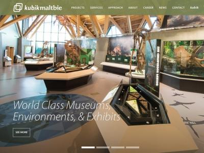kubik Announces a Rebranding of Museum Divisions to kubik maltbie