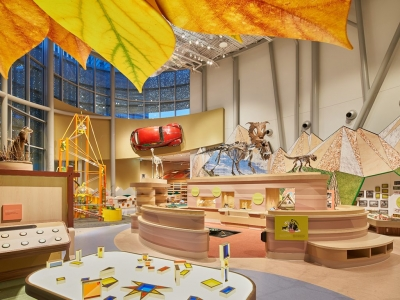Focus on the Gallery: Children's Gallery, Royal Alberta Museum