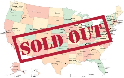 Event Marketers Face Lowest City Availability Numbers