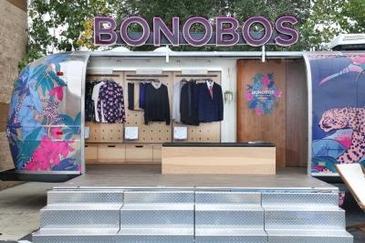 BONOBOS Marketing Airstream by Timeless Travel Trailers