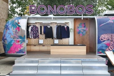 BONOBOS Marketing Airstream by Timeless Travel Trailers