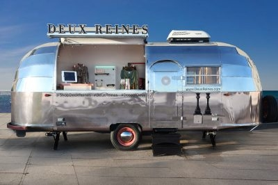 DEUX REINES AIRSTREAM BOUTIQUE