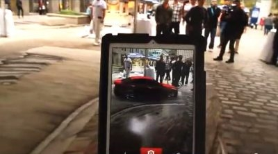 Back By Popular Demand: Augmented Reality Comes to Life