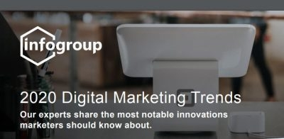 Digital marketing trends white paper - Innovations that will impact marketers in 2020