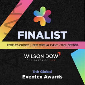 'People's Choice' Wilson Dow Among Finalists in 2021 Global Eventex Awards