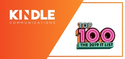 Kindle Recognized as Top 100 Event Agencies of 2019