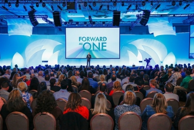 Global Pharmaceutical Company, National Sales Meeting 2018